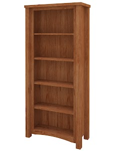Dakota Bookshelf