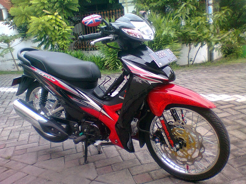 Revo Fit fi Fit Drag Modifikasi Revo