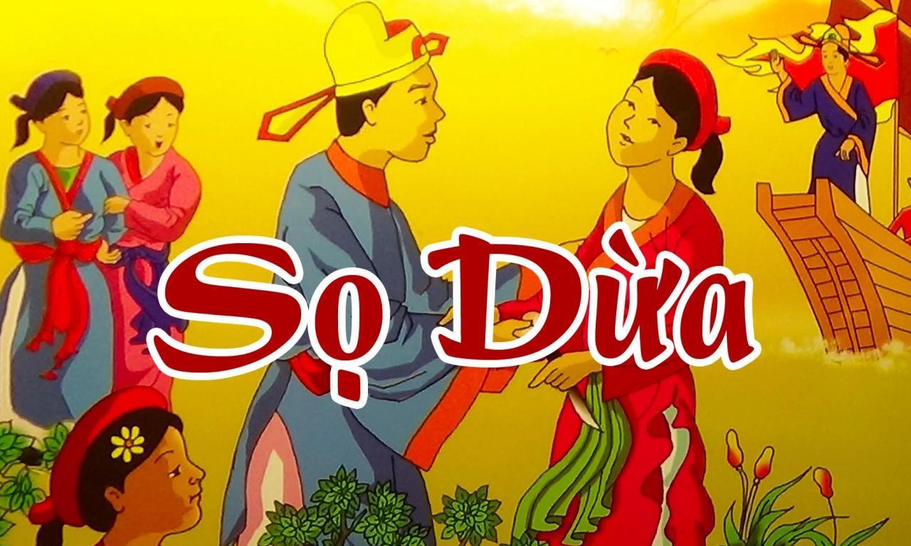 Thơ kể truyện cổ tích: Sọ Dừa