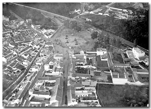 El Arenal 1900
