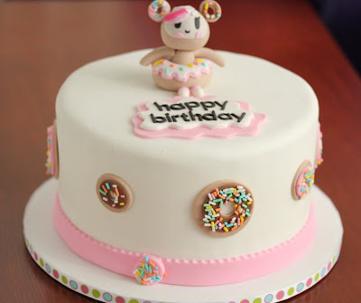 Donutella Cake