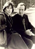 Julia y José Agustín Goytisolo
