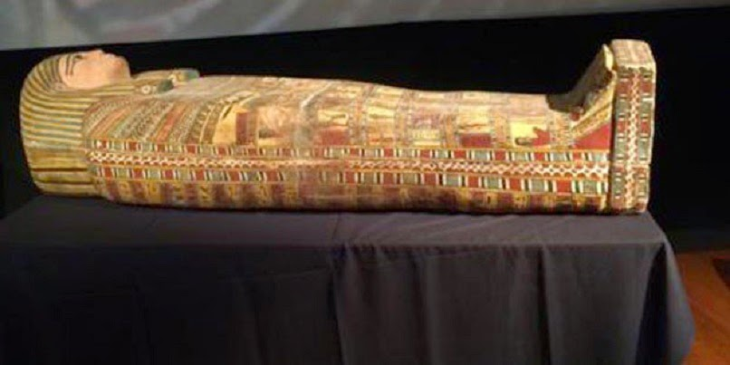 Near East: Egypt recovers ancient artefacts smuggled to US