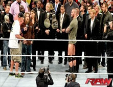 WWE Monday Night Raw : 2013 Slammy Awards