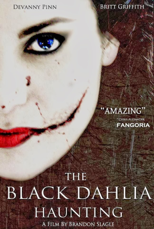 Filme Poster The Black Dahlia Haunting HDRip XviD & RMVB Legendado
