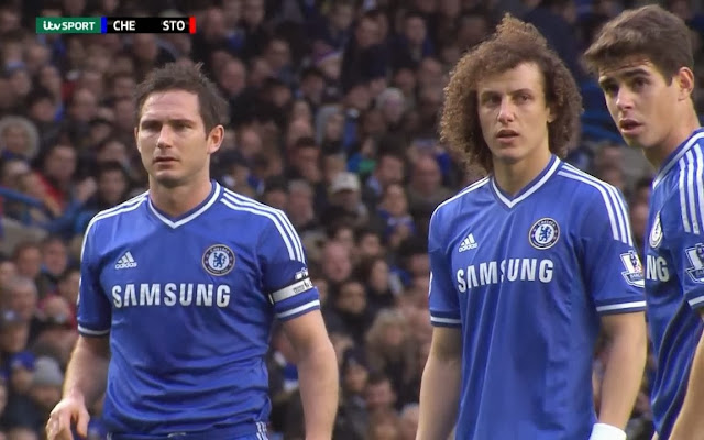 Chelsea - Stoke City