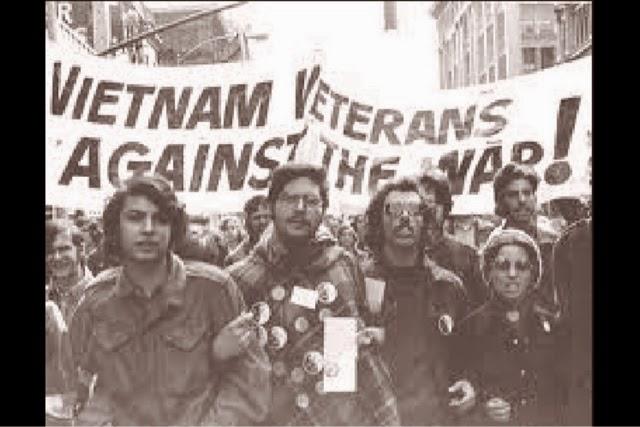 THE PTSD GENERATION VIETNAM : PROTEST'S