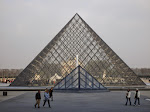 I.M. Pei's controversial yet beautiful pyramids