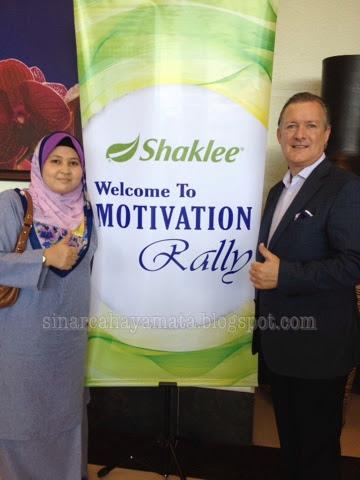 presiden shaklee international