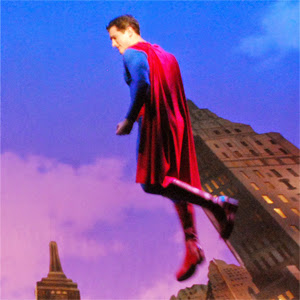 It's A Bird, It's A Plane, It's Superman