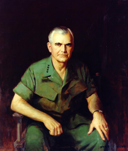 William westmoreland vietnam