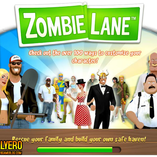 Trying to Survive Zombie Lane