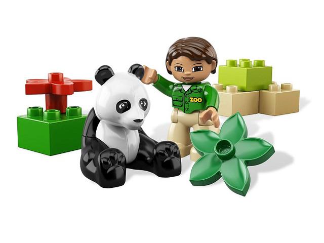 レゴ デュプロ パンダとおともだち 6173