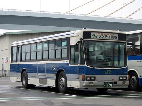 JRバス東北 いすゞキュービックLV KC-LV280N