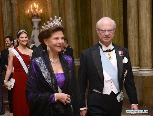 Cận cảnh bữa tiệc xa hoa chiêu đãi người đoạt giải Nobel 3