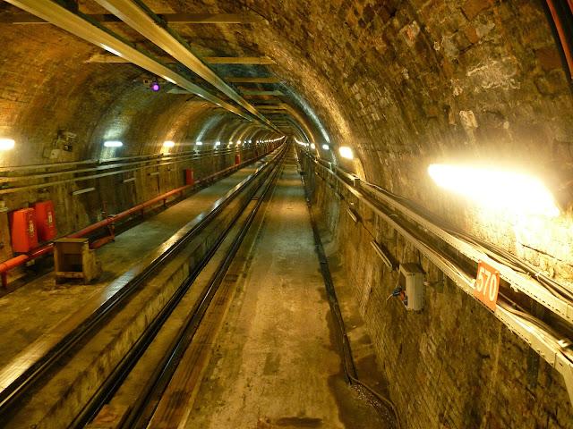 Tunel in Istanbu;