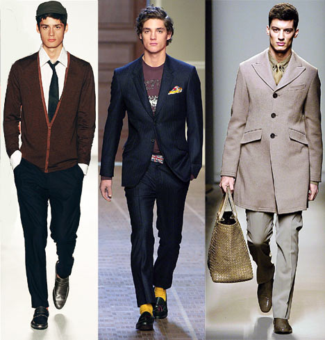 Men's Fashion Trends in Pictures