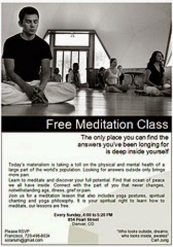Benefits Of Healing Meditation