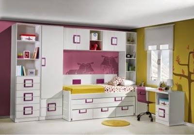 dormitorio bastante completo con cama encima con puertas de cajones y con cajonesarcn extrable con