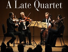 فيلم A Late Quartet