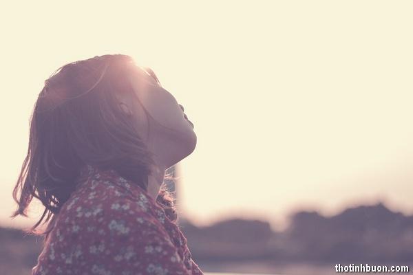 Thơ tình sầu của người con gái, thơ cô gái buồn về cuộc tình dở dang