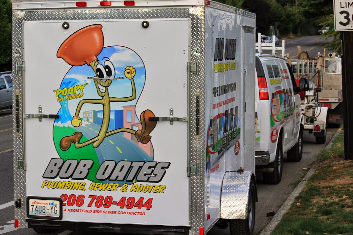 Bob Oates Plumbing - Seattle, WA
