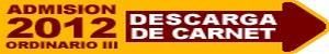 Descargar carnet postulante UNSA 2012 III Fase