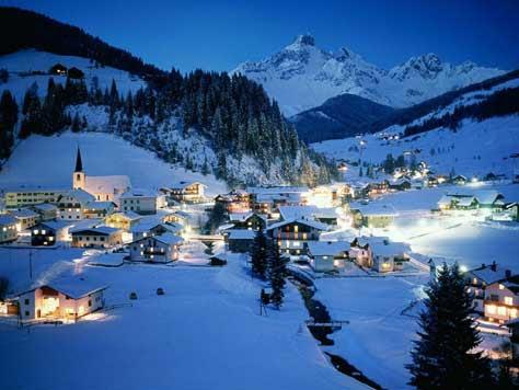 Pirineos y Alpes en Navidad