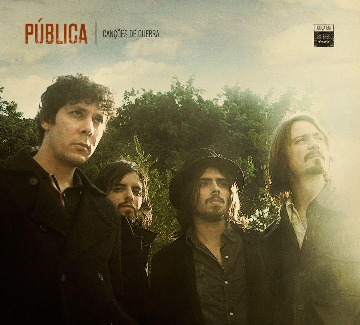 Pública - Canções de Guerra