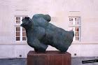 Escultura en bronce de Igor Mitoraj