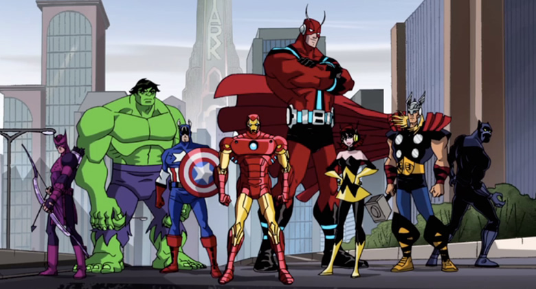 2010 07 27 avengers assemble 001 Os Vingadores