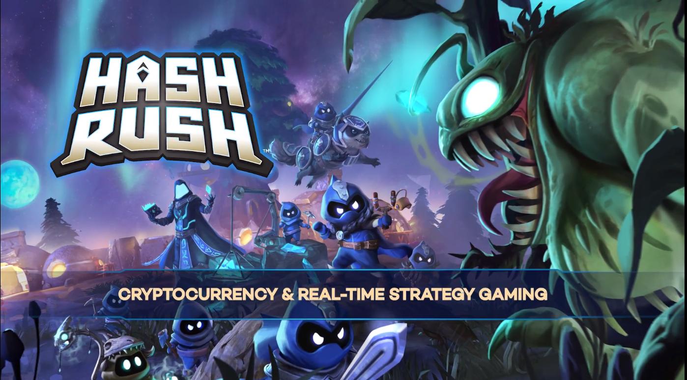 HashRushsẽ là tựa game đầu tiên ra mắt trên Vorto Network.