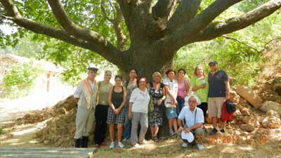 Hanımağa Çiftliğinde Kırsal Turizm Girişimcilik Kursu