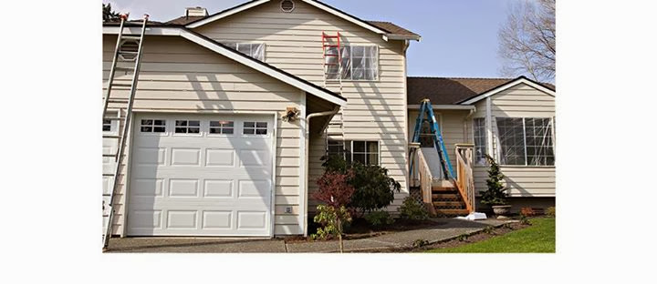 Exterior Painting House