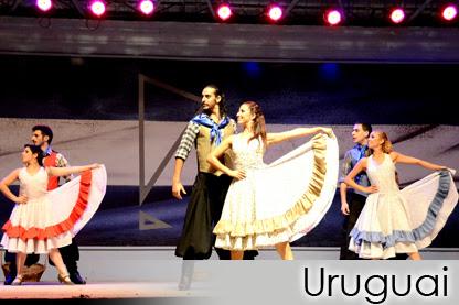 Danças do Mundo 2013 - Uruguai