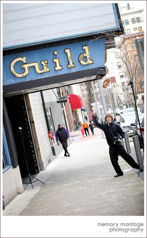 Guild Theatre Portland OR