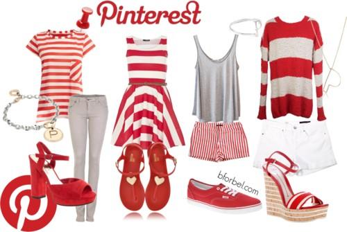 Ropa Pinterest