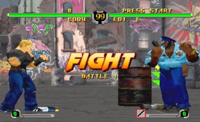 [Review] FINAL FIGHT - Tragetória 00000012