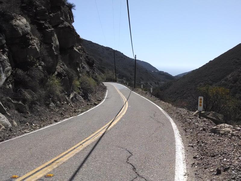 Malibu Seven Canyon Classic • Yerba Buena