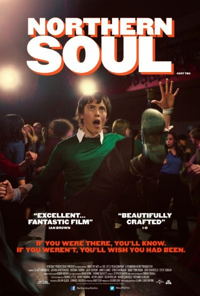 Poster Of English Movie Northern Soul (2014) Free Download Full New Hollywood Movie Watch Online At Alldownloads4u.Com