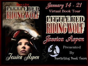 Little Red Riding Wolf Tour hosted by Bewitching Book Tours