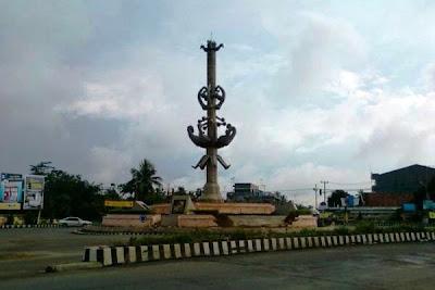 Tugu. Kotabumi Lampung Utara