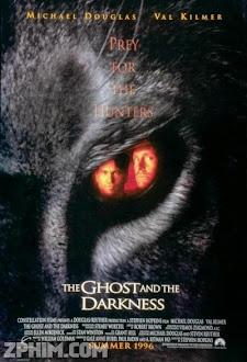 Ác Thú Và Bóng Đêm - The Ghost and the Darkness (1996) Poster