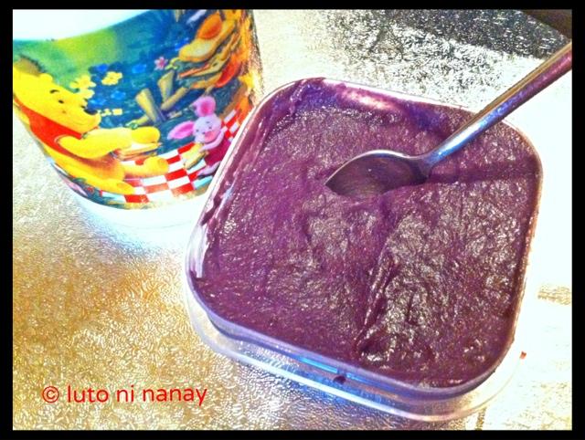 Purple Yum Recipe (Ube Halaya)