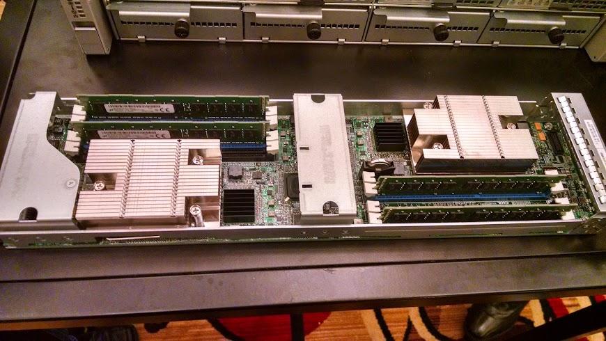 """IMG 20140904 120204217 HDR Cisco UCS: Major Announcement (E3 """"Compute Cartridges"""")"""