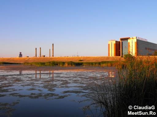 Lacul-Delta Vacaresti.