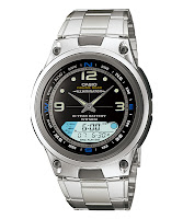 Casio Outgear Fishing Gear : aw-82d