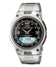 Casio Outgear Marine Gear : aqw-100