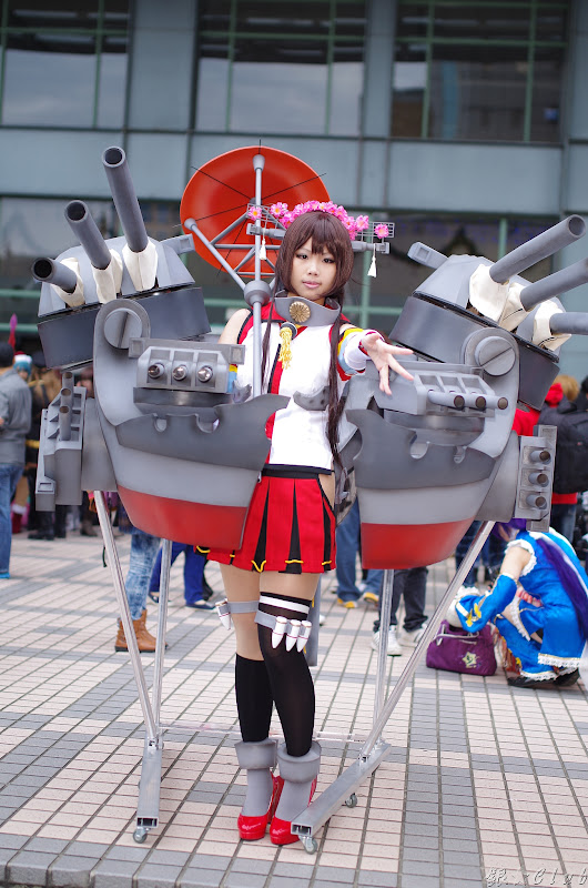 【Cosplay】CWT-38