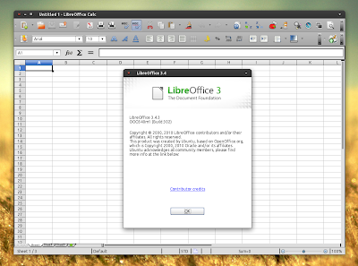 Libreoffice 3.4.3